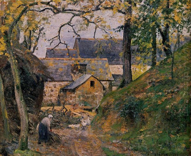 farm at montfoucault 1874