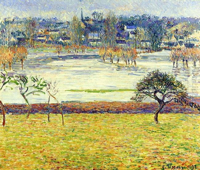 flood white effect eragny 1893
