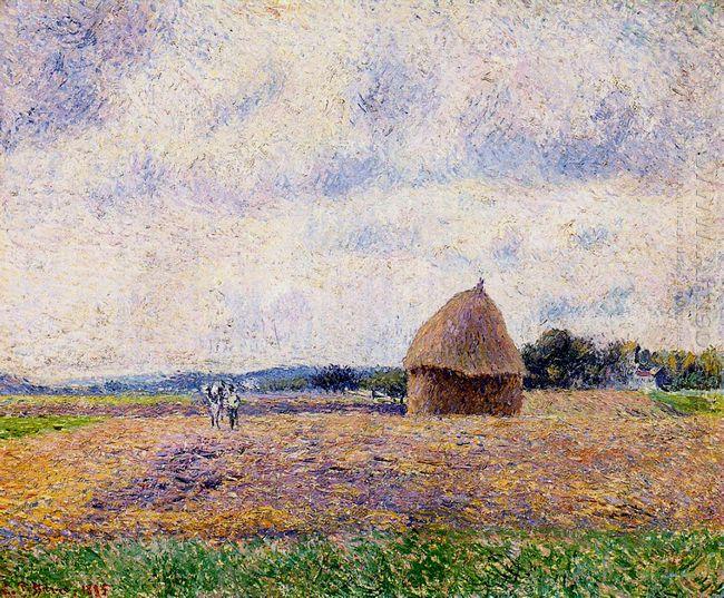 haystack eragny 1885