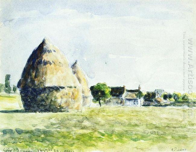 haystacks 1889