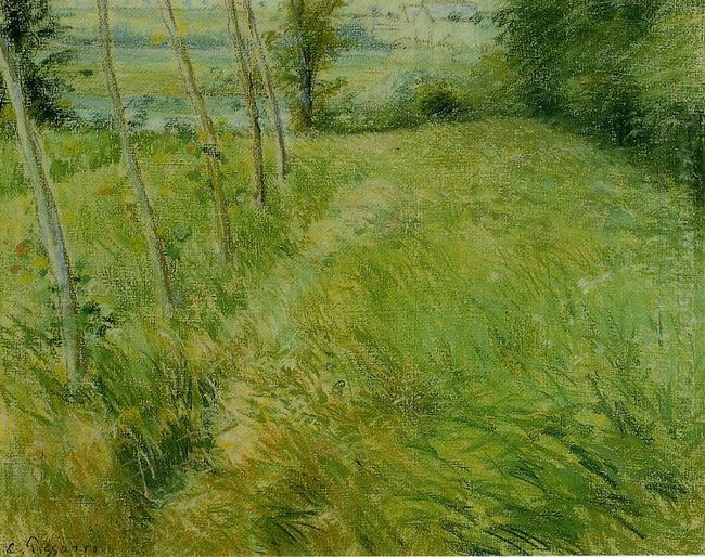 landscape at pontoise 1