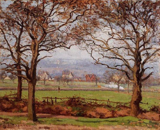 near sydenham hill looking towards lower norwood 1871