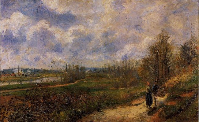 path to le chou pontoise 1878