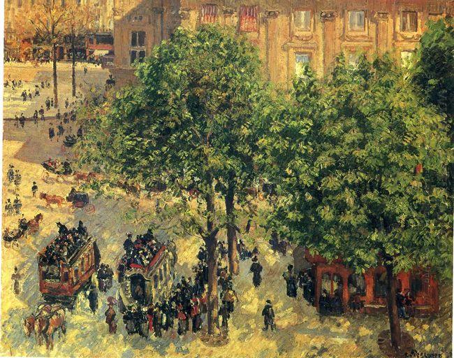place du theatre francais spring 1898