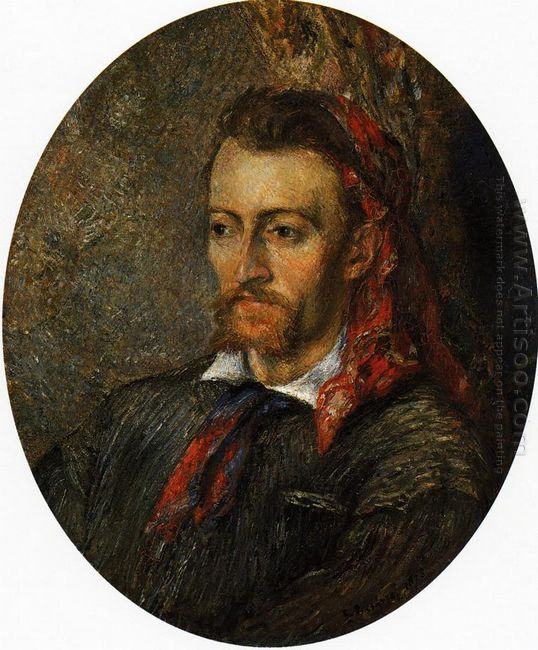 portrait of eugene murer 1878