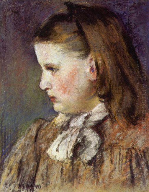 portrait of eugenie estruc 1876