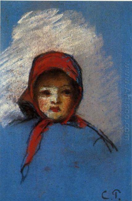portrait of jeanne rachel minette 1872