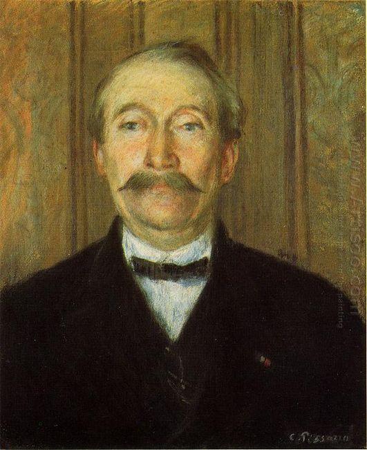 portrait of pere papeille pontoise