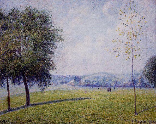 primrose hill regent s park 1892