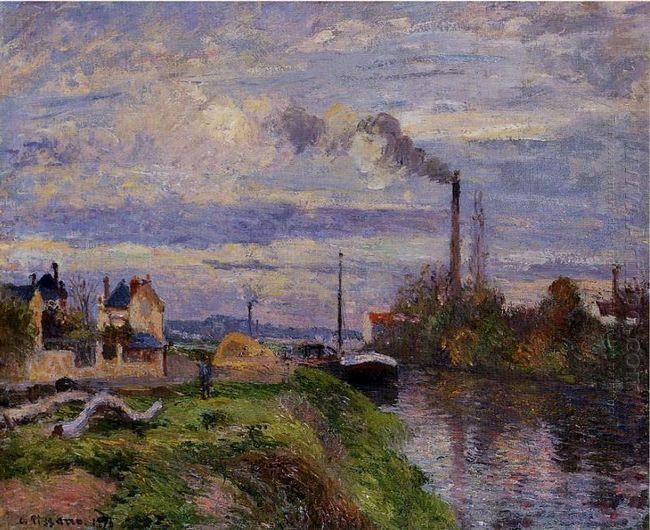 quai du pothuis at pontoise 1876