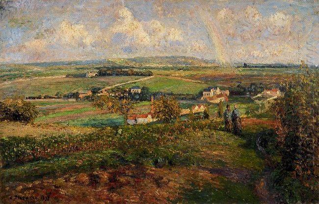 rainbow pontoise 1877