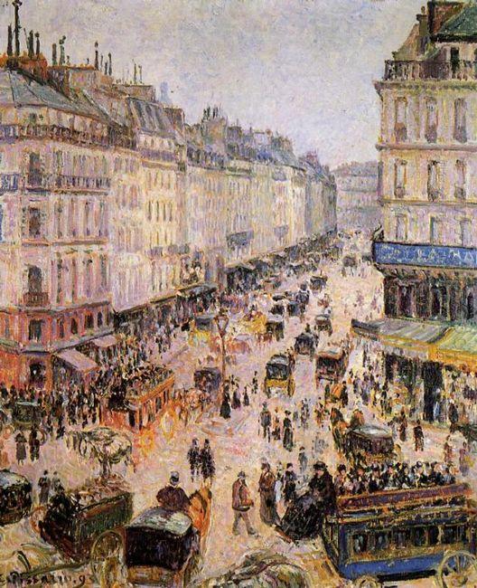rue saint lazare 1893