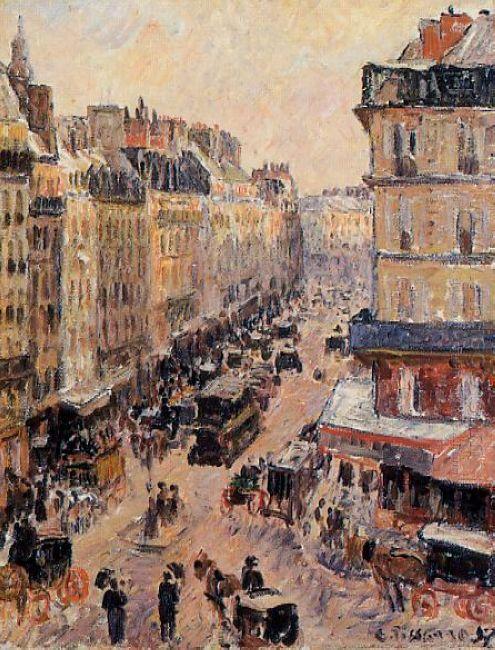 rue saint lazare 1897