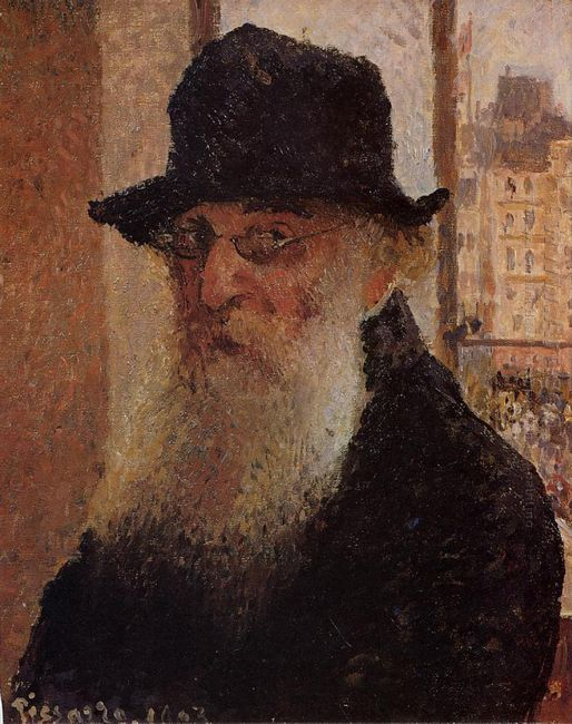 self portrait 1903
