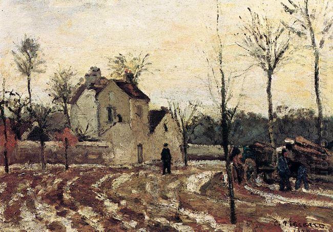 thaw pontoise 1872