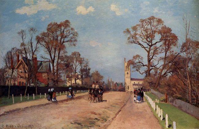 the avenue sydenham 1871
