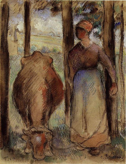 the cowherd 1892