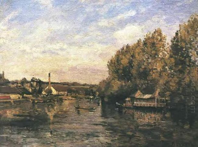 the froggybog at bougival 1869