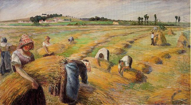 the harvest 1882