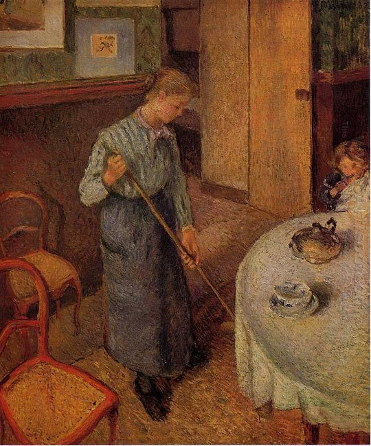 the little country maid 1882