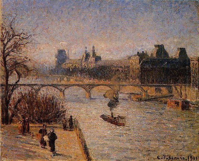 the louvre 2 1901