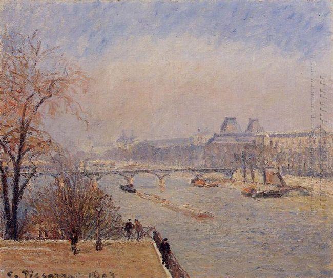 the louvre march mist 1903