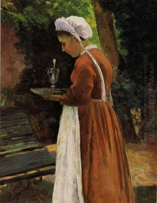 the maidservant 1867