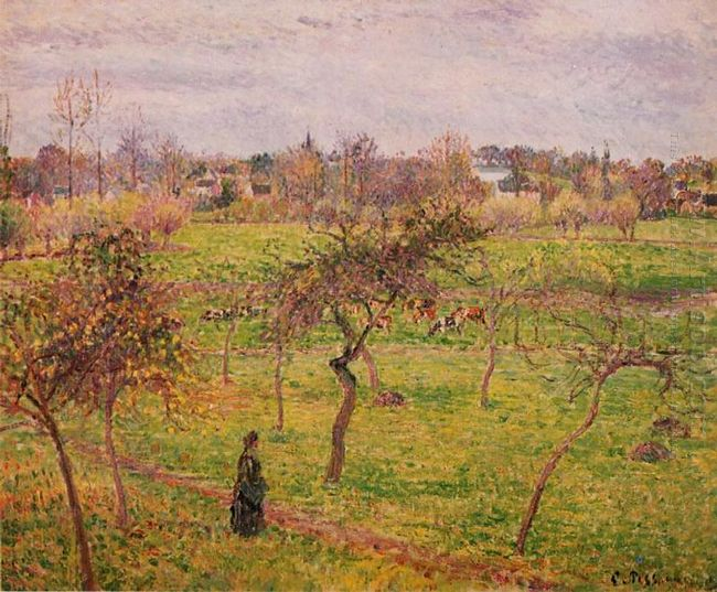the meadow at eragny 1894