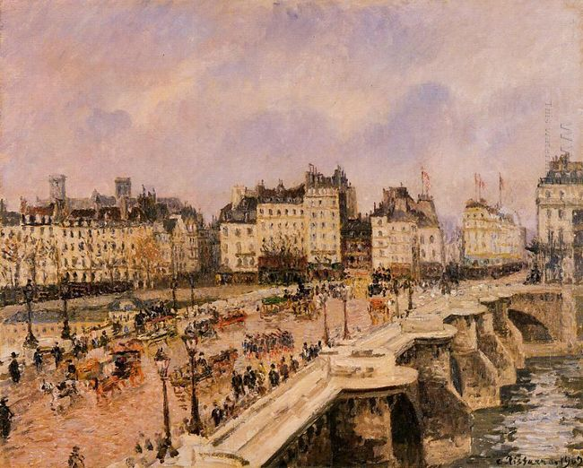 the pont neuf 1902 1