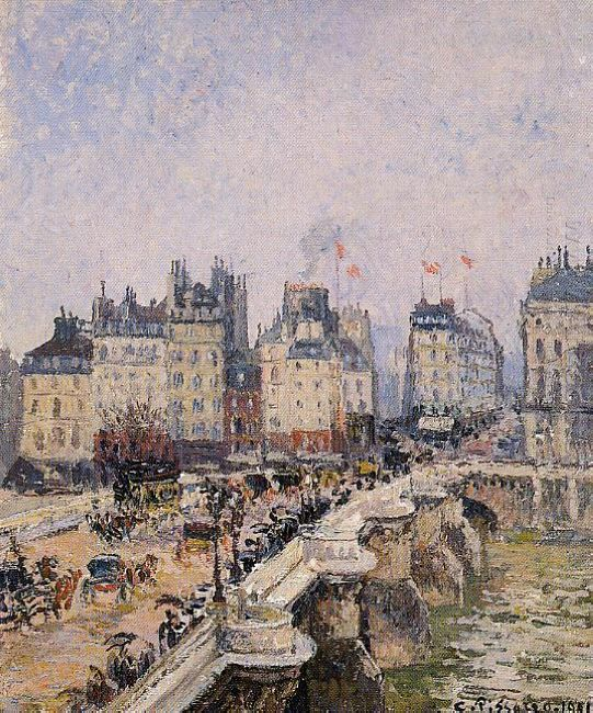 the pont neuf 2 1901