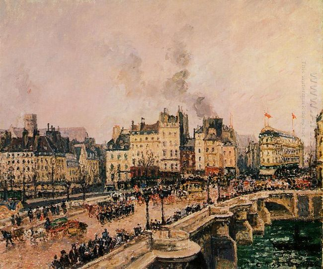 the pont neuf 2 1902