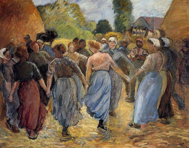 the roundelay 1892