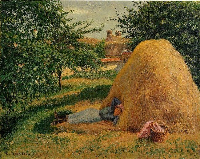 the siesta 1899