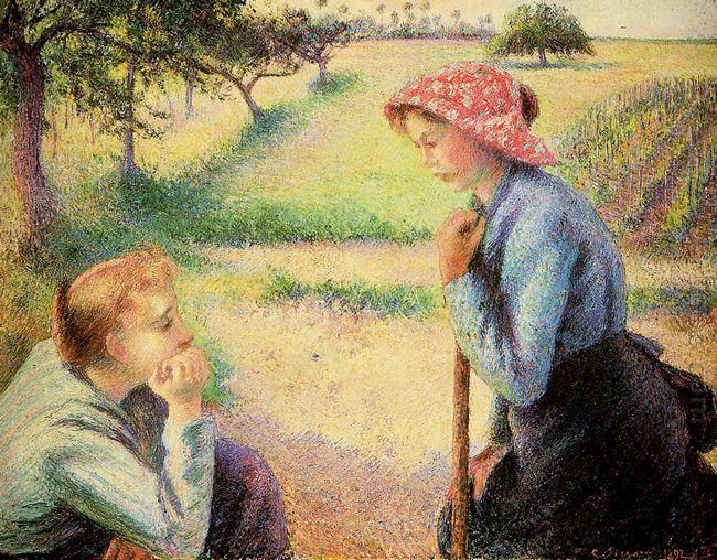 the talk 1892