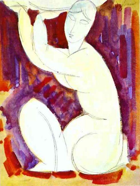 caryatid 1913