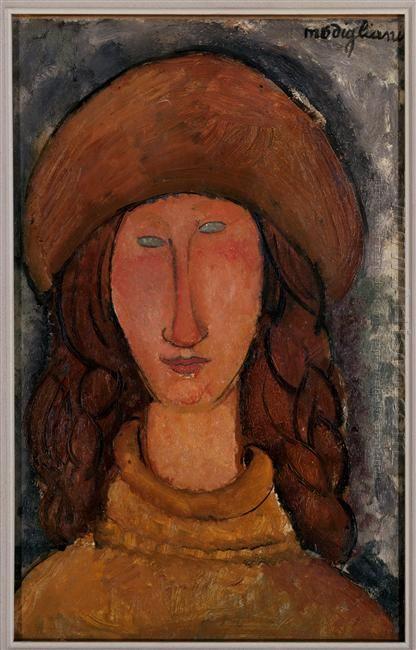 jeanne hebuterne 1918