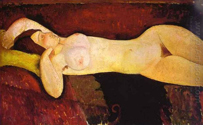 le grand nu the great nude 1917