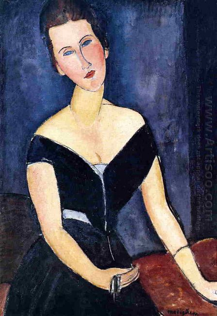 madame georges van muyden 1917