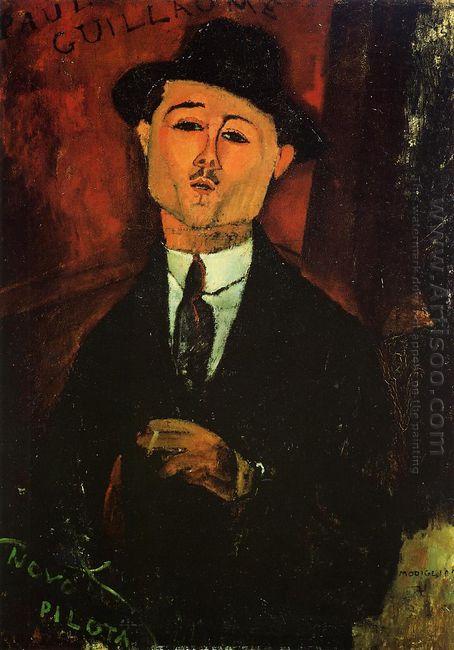 paul guillaume 1915