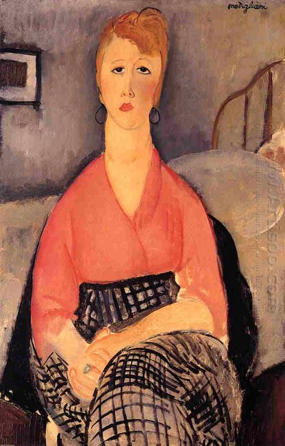 pink blouse 1919