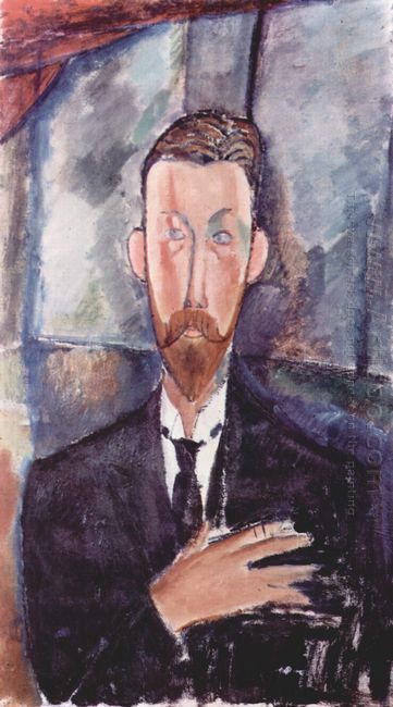 portrait de paul alexanders 1913