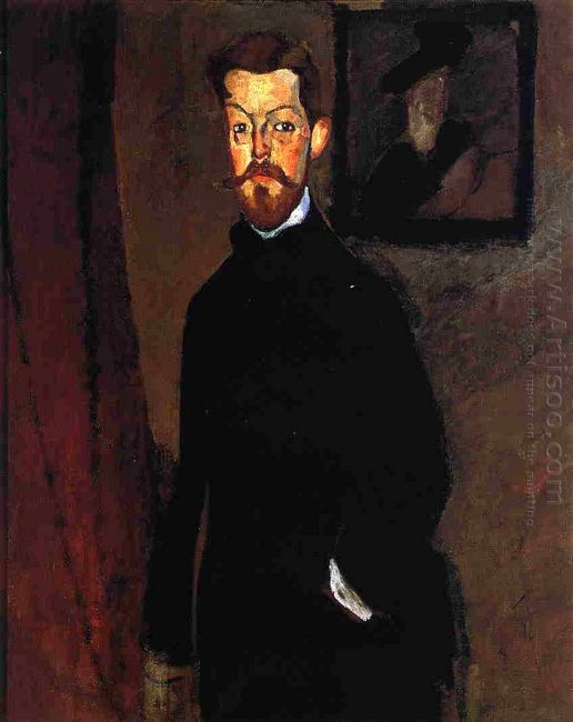 portrait of dr paul alexandre 1909