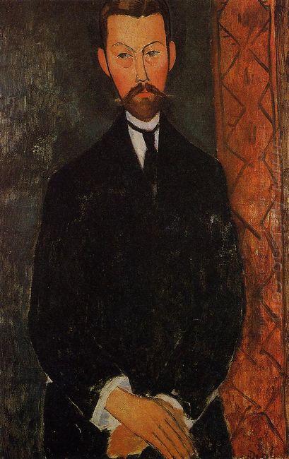 portrait of paul alexander