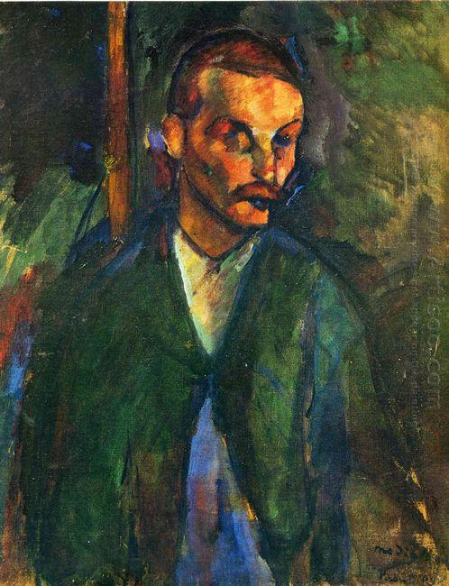 the beggar of livorne 1909