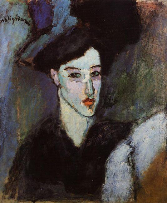 the jewish woman 1908