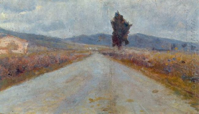 the tuscan road 1899