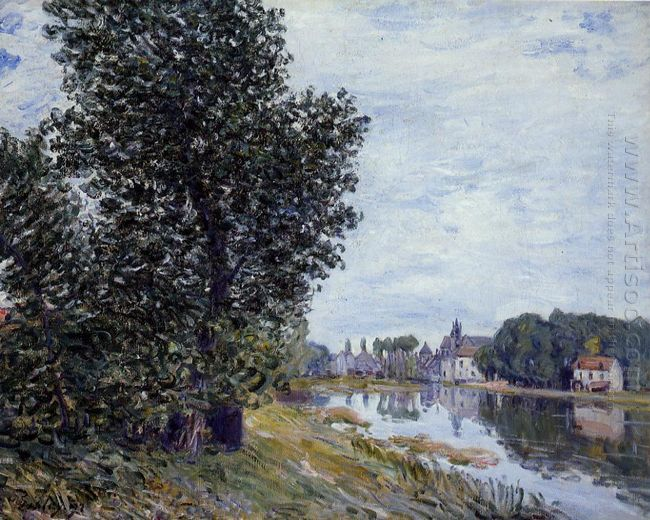 at moret sur loing 1892
