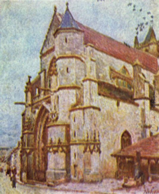 church of moret 1893 1