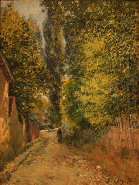 near louveciennes 1876