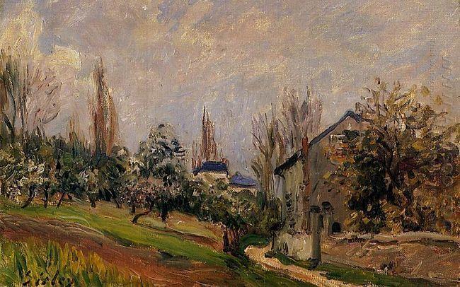 near moret 1891